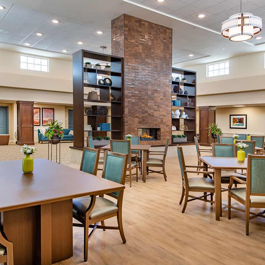 Communal spaces - ACOYA Mesa - Assisted Senior Living in Arizona